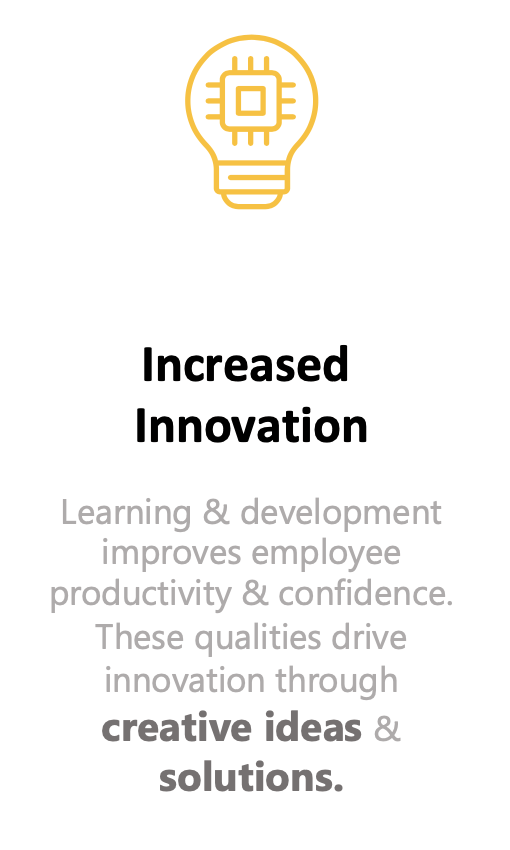 People - Increased Innovation with people