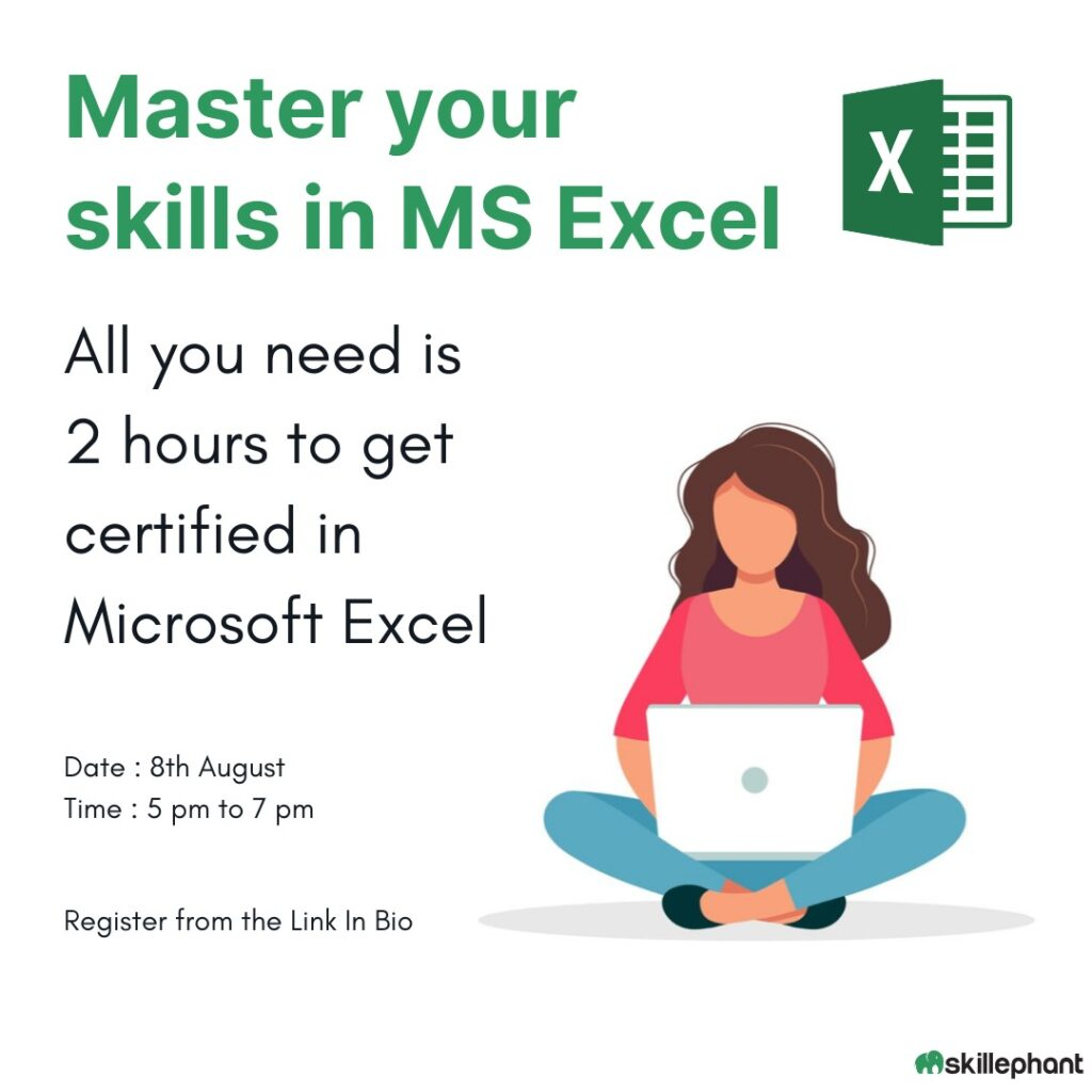 Advanced MS Excel with Certification