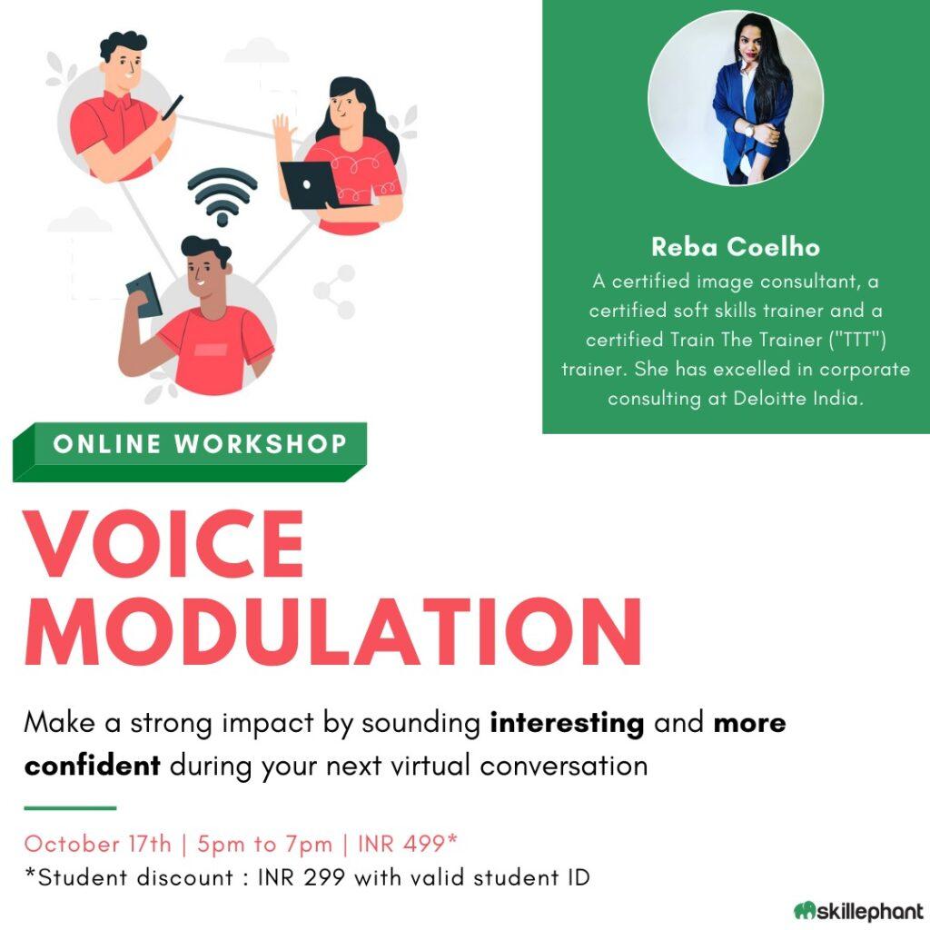 Voice Modulation