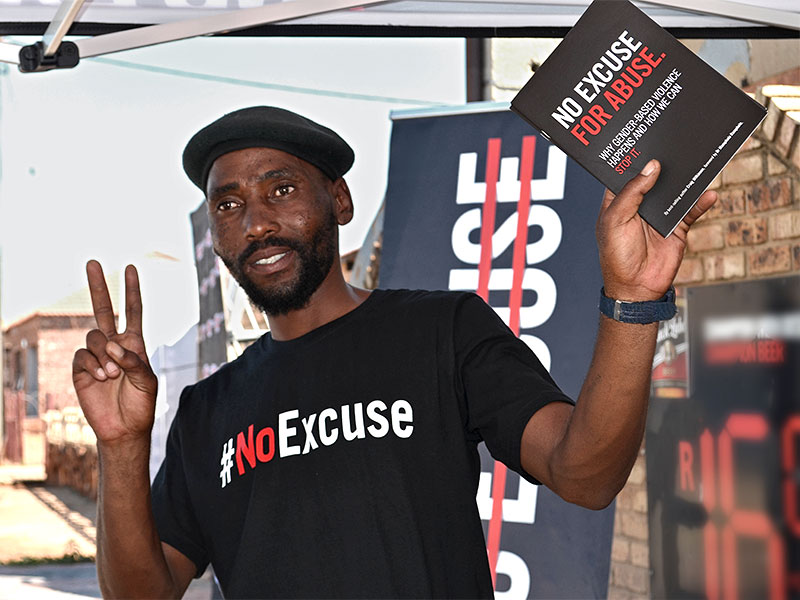 Father A Nation Man #NoExcuse Booklet