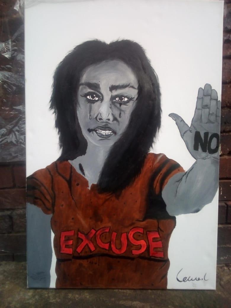 """Lesetja Ledwaba - """"#NoExcuse"""