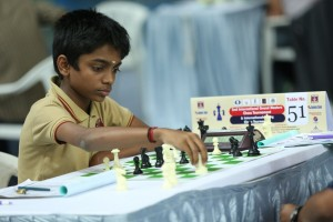 Aravindh Chithambaram  the new sensation in Indian chess