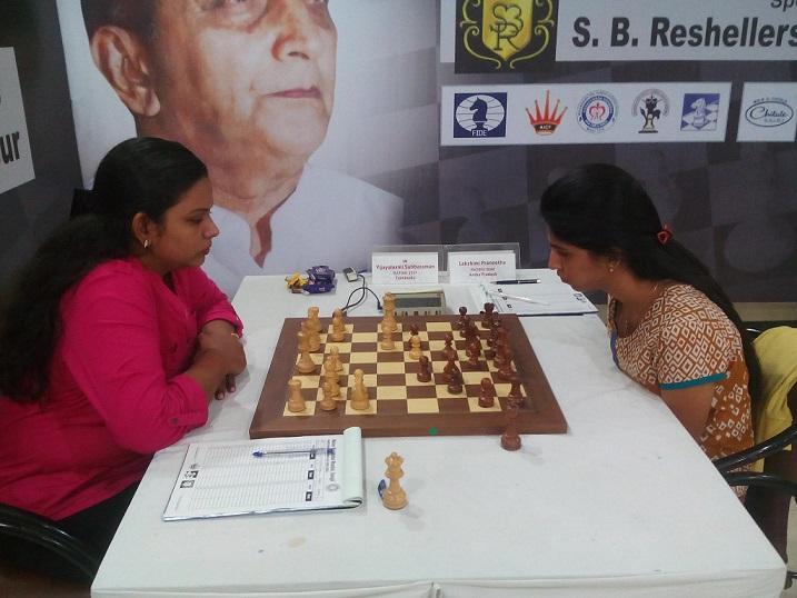 IM Vijayalakshmi S (W) & K Lakshmi Praneetha (B)