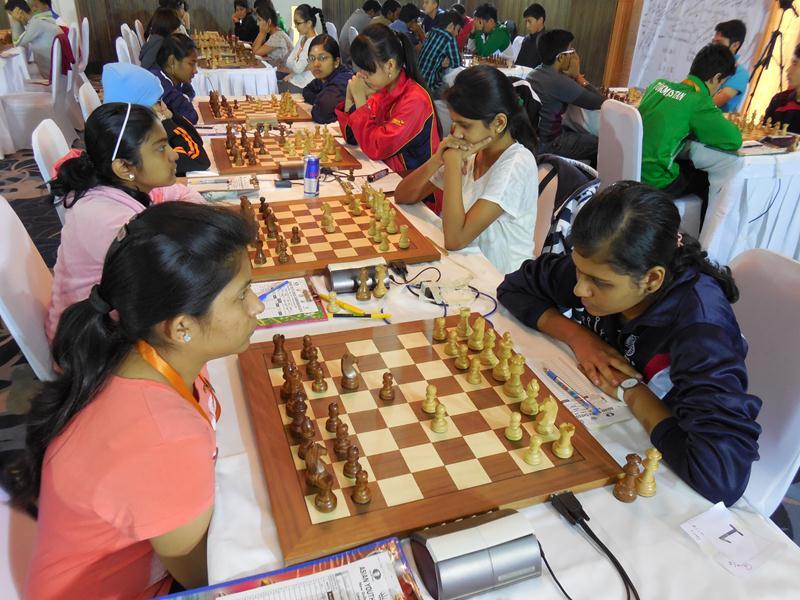 Shweta Gole and Parnali Dharia