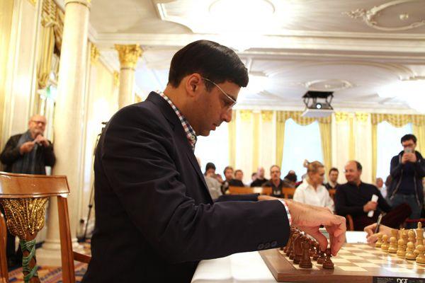 Anand Wins Zurich Chess Challenge