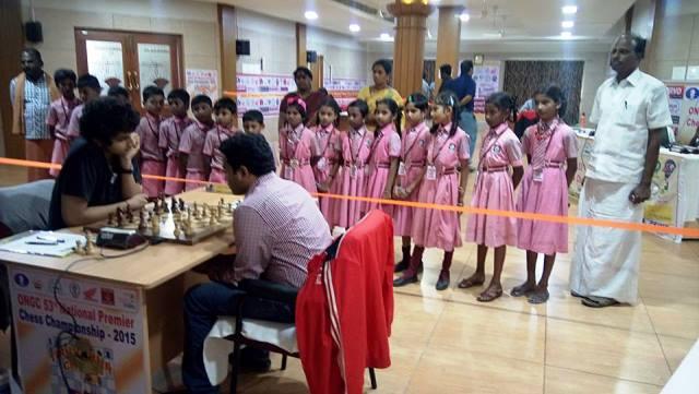 Vidit tried hard to win against Deep Sengupta