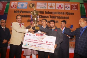 Winner in C Category Srihari N