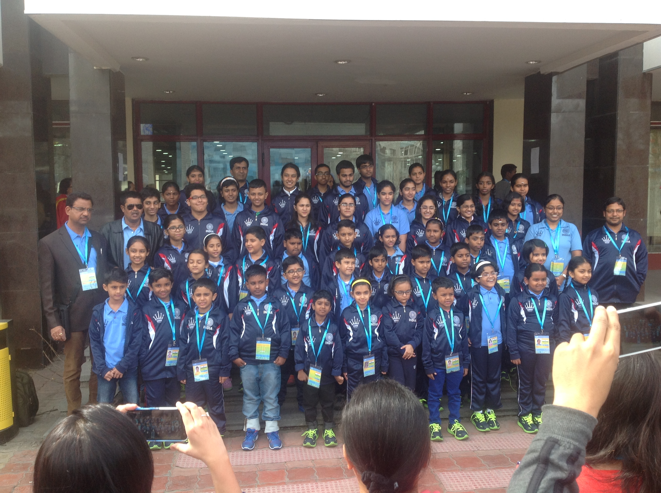 asian youth 2016 group