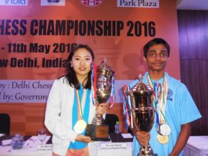 The Asian Champions