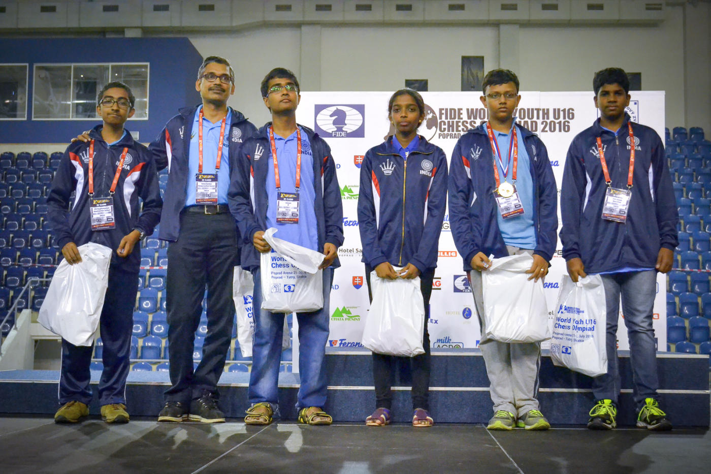 indian team photo