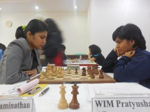 soumya swaminathan and pratyusha bodda