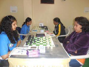 rucha-pujari-and-swati-ghate-during-aai-and-lic-match