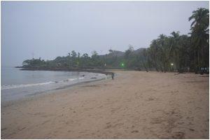 Beach in Port Blair