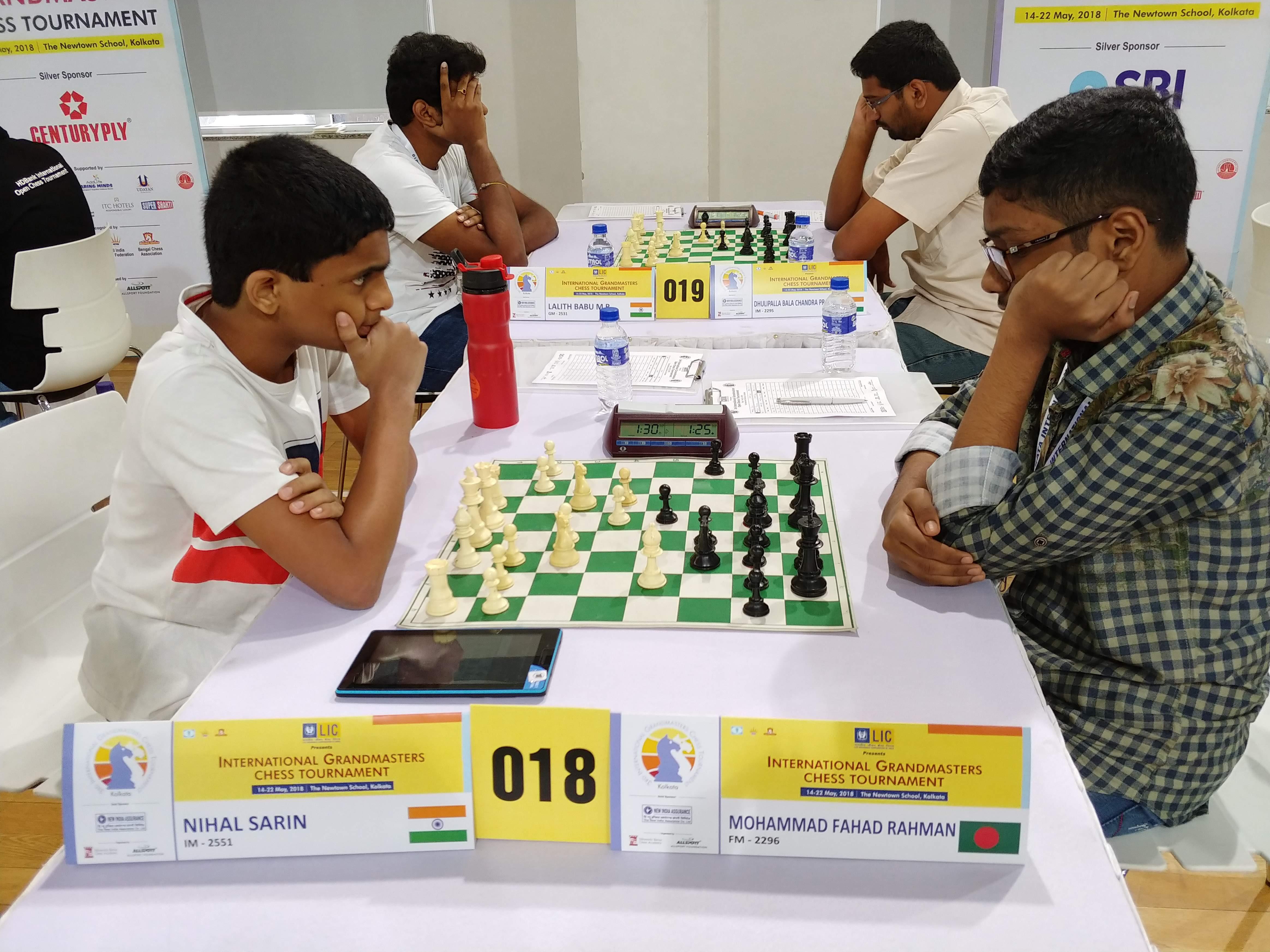 Photo: Dibyendu Barua Chess Academy