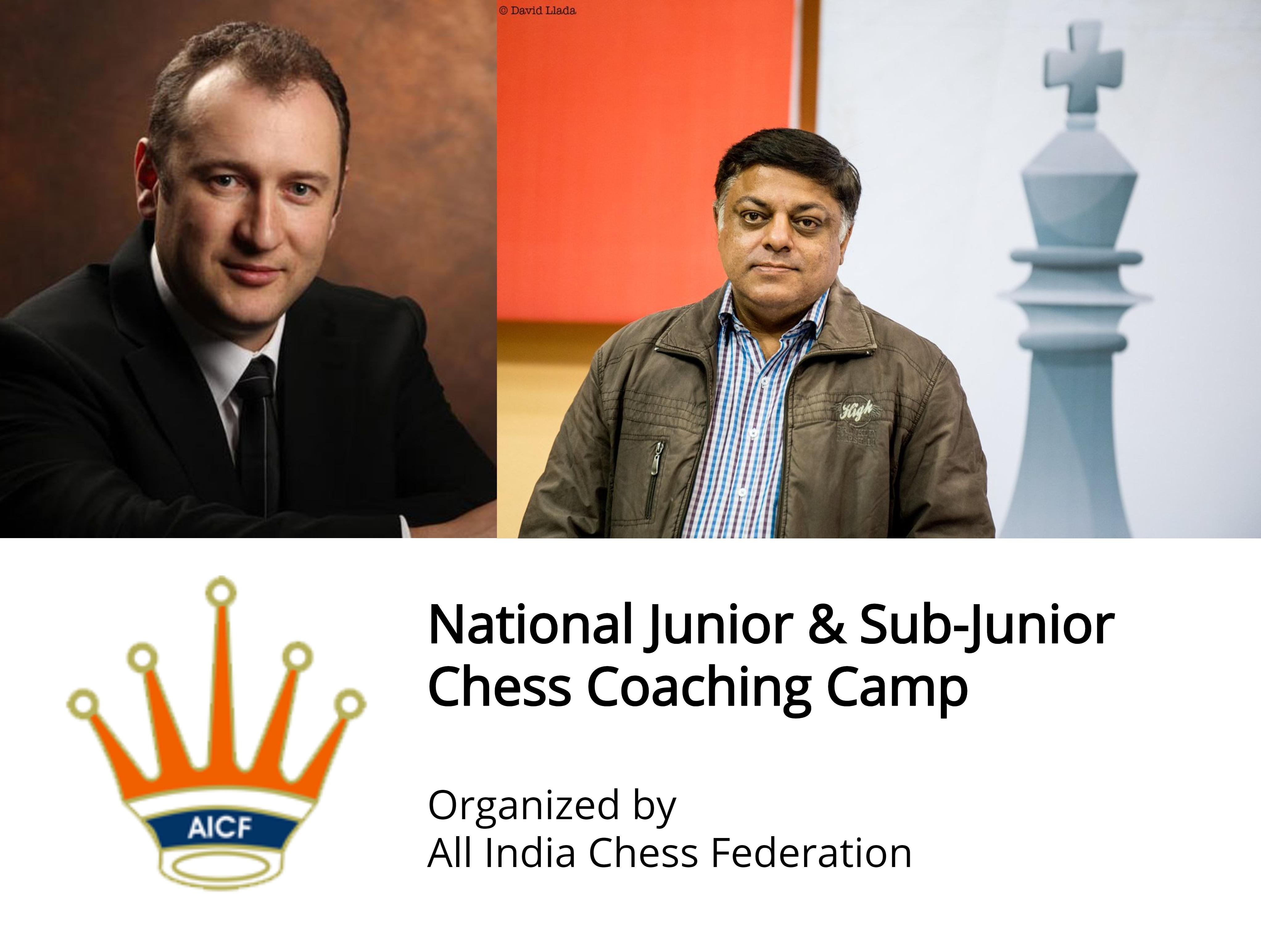 national junior and sub junior coaching camp
