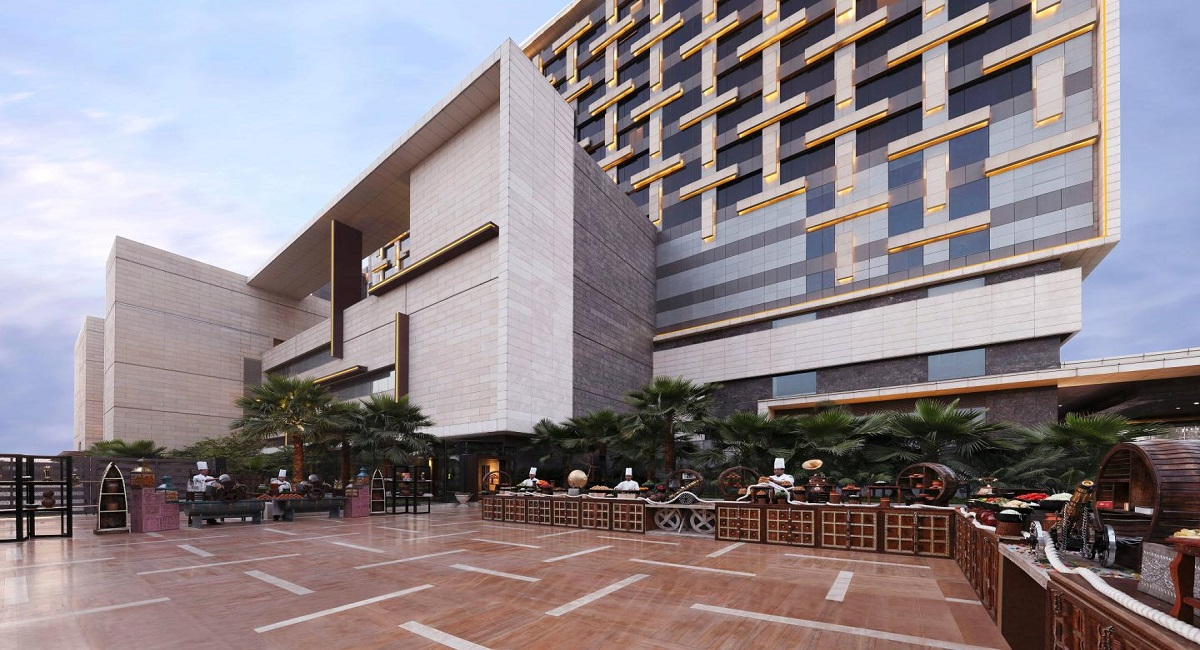 Leela-Ambience-convention-Hotel