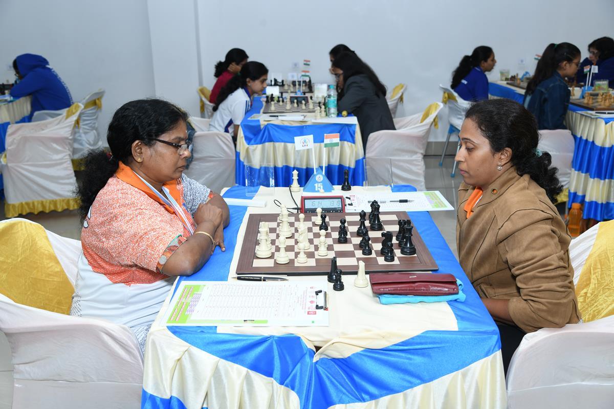 Bindu Saritha and Swati Ghate