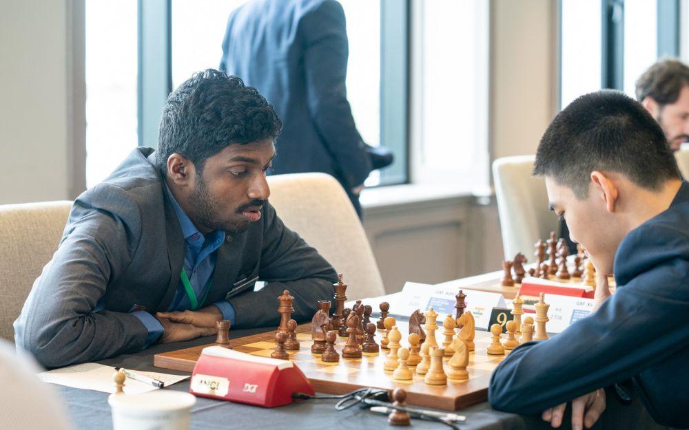Adhian Baskaran vs Jeffrey Xiong