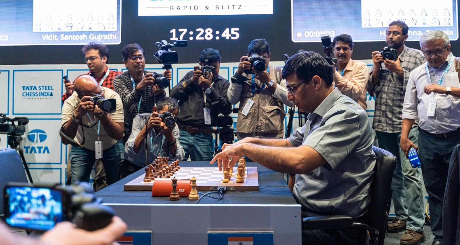 Anand Blitz