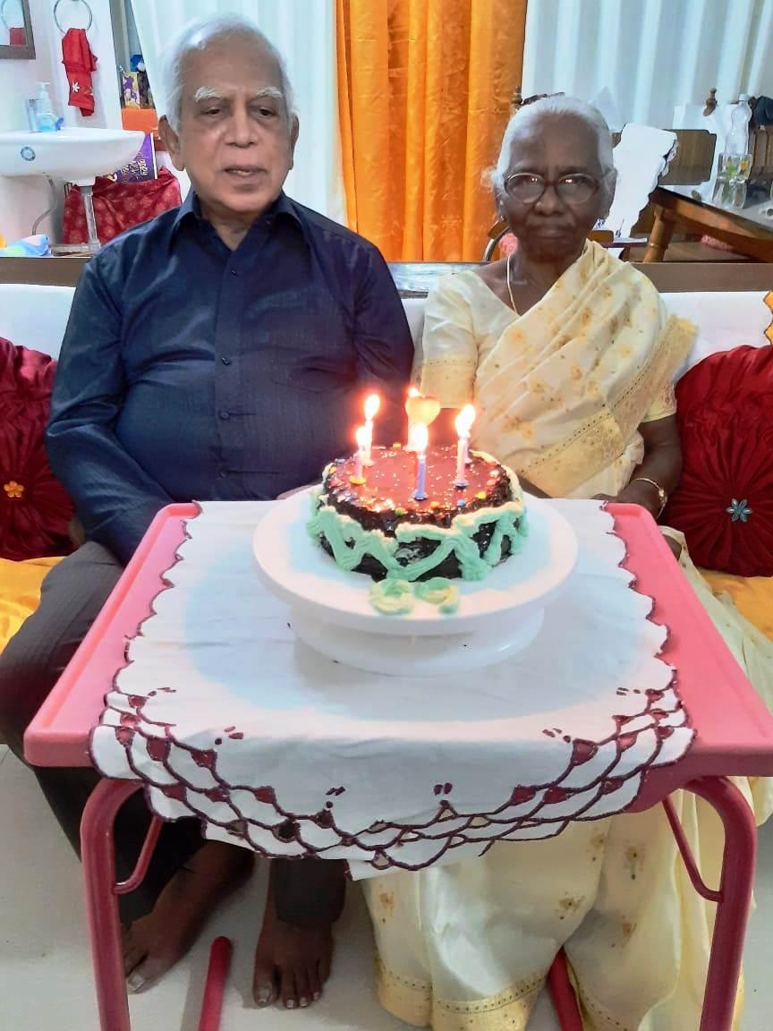 M Aaron 60th Wedding Anniversary June 1