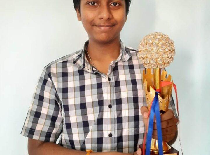 1. V Pranav