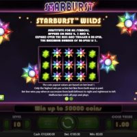 Starburst Wilds Feature