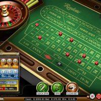 Roulette Pro Betting Grid