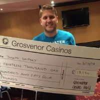 UK Man Hits a Huge £13k Win Despite Losing