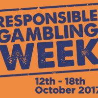 Responsible Gambling Week – 12-18th October