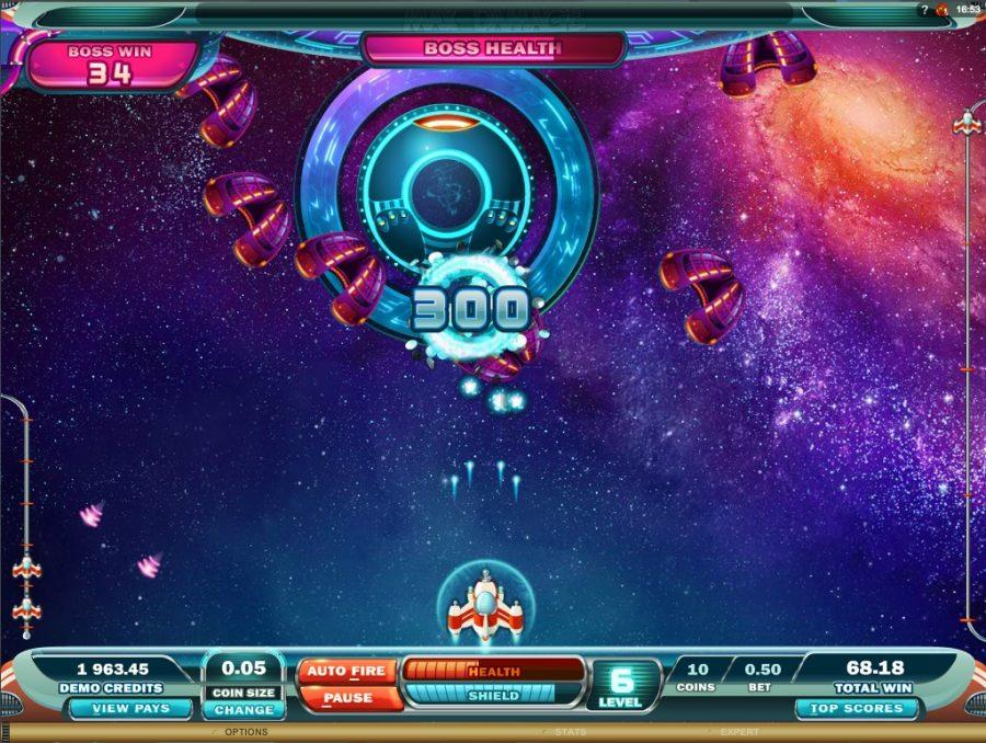 Max Damage And The Alien Attack casino