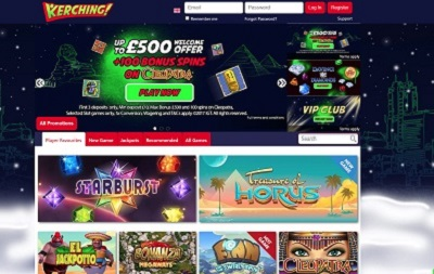 Kerching casino