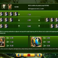 Amazon Queen slot game