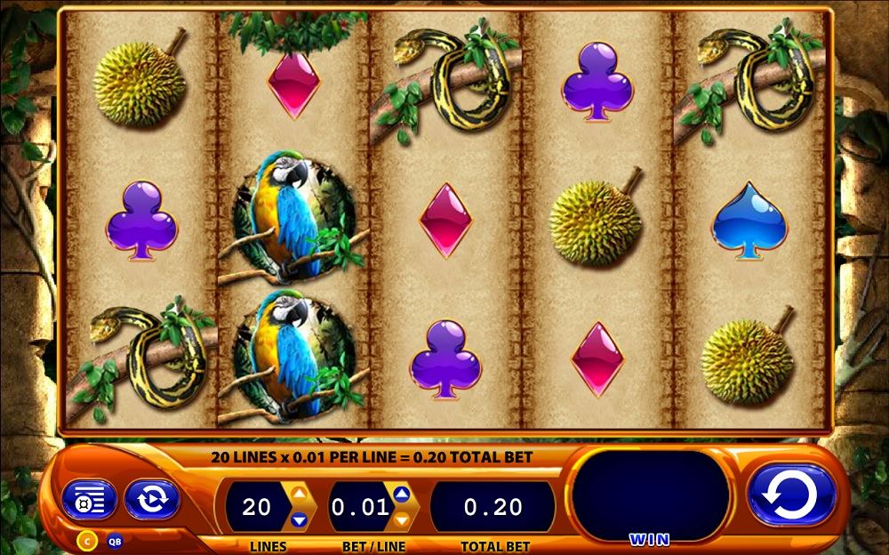 Amazon Queen slot game review