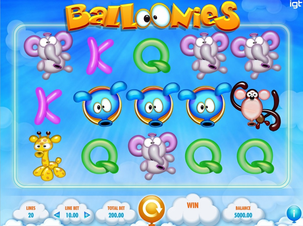 Balloonies game review