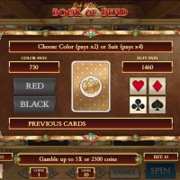 Book of Dead casino slot game