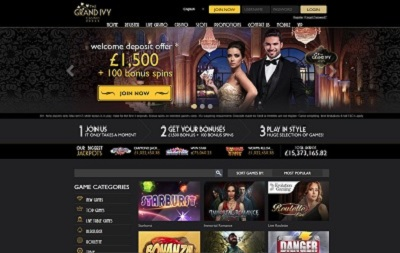 GrandIvy Casino