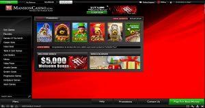 Mansion Casino download