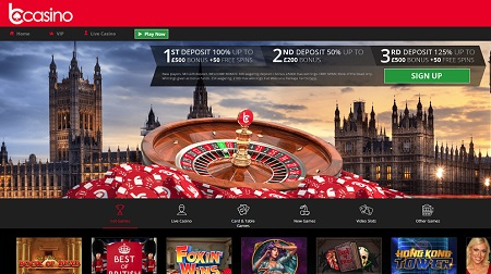 b Casino review