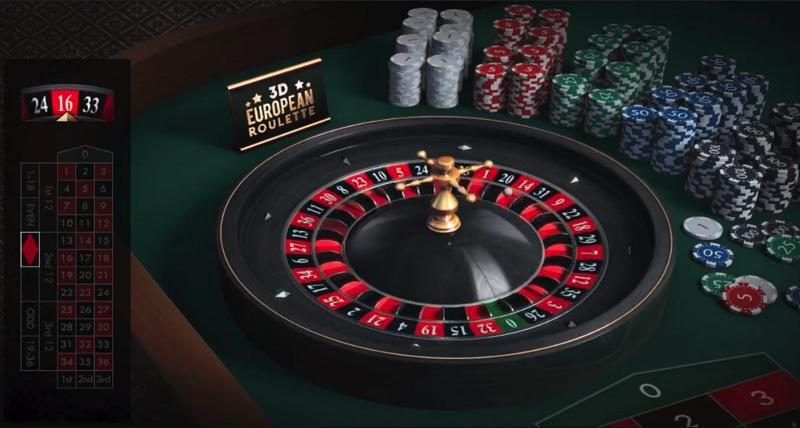 3D Roulette casino review
