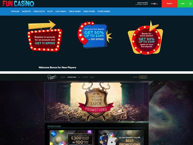 Fun Casino vs Prospect Hall review