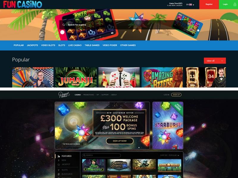 Prospect Hall vs Fun Casino review