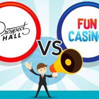 World Cup of Casinos – Last 16: Prospect Hall Casino vs Fun Casino