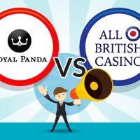 World Cup of Casinos – Last 16: Royal Panda Casino vs All British Casino