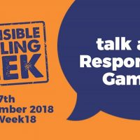 The UK Welcomes Responsible Gambling Week For The Second Time
