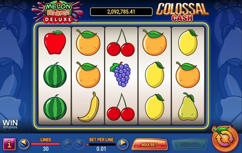 Melon Madness Colossal Cash