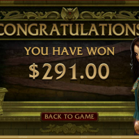 Immortal Romance - Amber Bonus Game Win