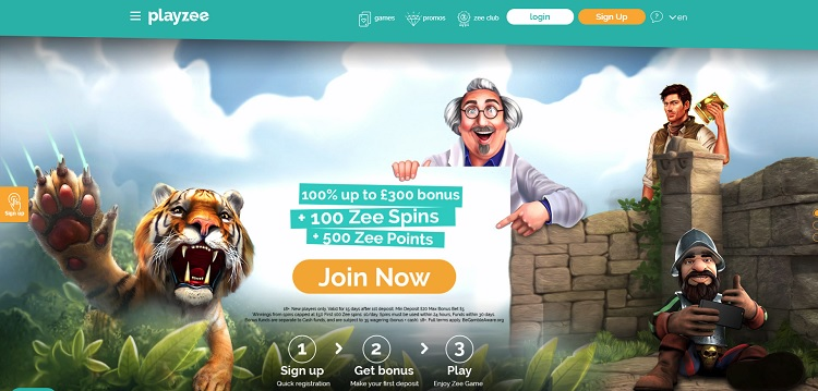 Playzee bonus offer