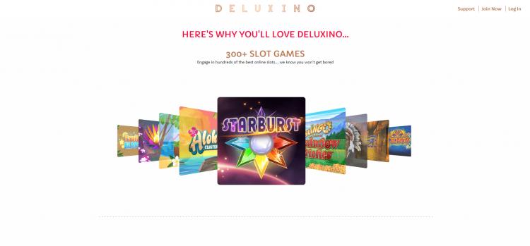 Deluxino Slot Games