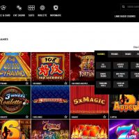 Aspers Casino games