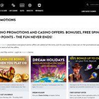 Aspers Casino promos